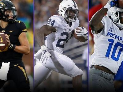 College Football DFS: Best DraftKings picks, sleepers, values for Week 8's daily fantasy football contests