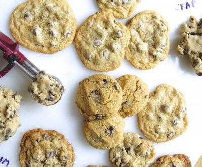 Gluten-free chocolate chip cookies: Three different paths to cookie nirvana