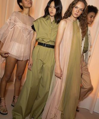 Alberta Ferretti: Ready-to-Wear SS19