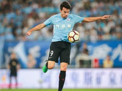 Chicago Fire sign Gaitan from Chinese Super League club Dalian Yifang