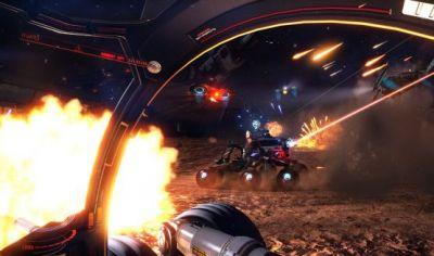 Elite: Dangerous Coming to PS4 on June 27