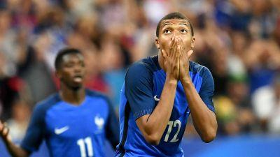 'Mbappe should shun Real Madrid and Man Utd' - Monaco forward told to avoid Martial mistake