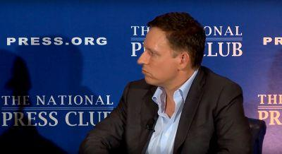 Peter Thiel's tech wealth made him a First Amendment gatekeeper