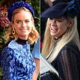 Friendly Exes? Prince Harry's Former Girlfriends Attend Princess Eugenie's Wedding