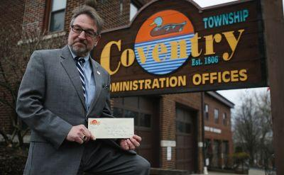 Coventry Township trustee leads charge to recapture community pride
