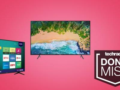 Cheap 4K TV deals are hitting big brands this week