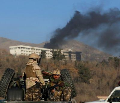 Afghanistan says Taliban crossed a 'red line' as Trump rejects talks, says US will have to 'finish' them