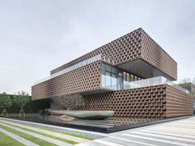 The Sales Center in Wenzhou TOD New Town / NAN Architects