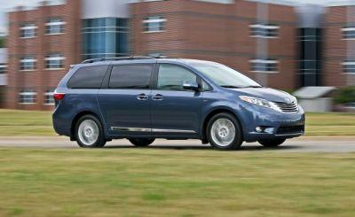 2017 Toyota Sienna, Tested in Depth: Today's Family Hauler Is Perfect for Griswold-Style Family Vacations