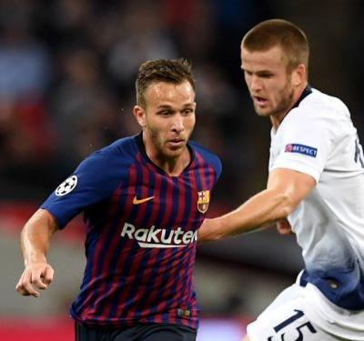 'That's what it's all about' - Valverde thrilled with Arthur display in Tottenham win