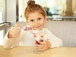 Restaurants shouldn't be allowed to offer sweet treats as part of a fixed-price menu for children