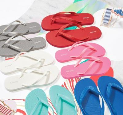 It's Coming! Mark Your Calendar For Old Navy's $1 Flip Flop Sale