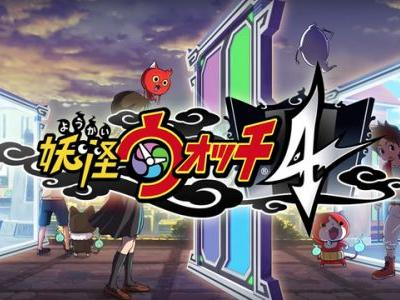 Yo-Kai Watch 4 will release in Japan this Winter