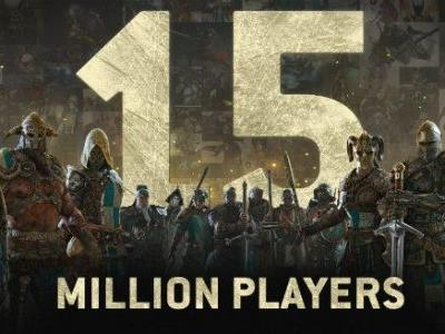 For Honor Reaches 15 Million Players