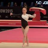 This Gymnast's Game of Thrones Floor Routine Will Take You Straight to Westeros