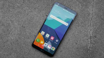 The LG G6 is cheap at some US carriers