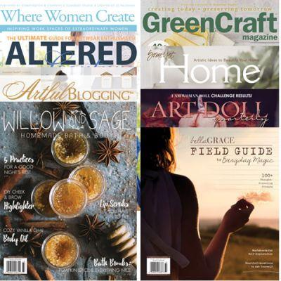 Glimpse Inside New August Issues + Find Your Exclusive Coupon!