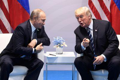 Trump had second, private meeting with Putin at G20 summit