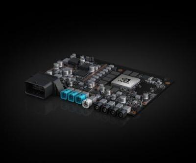 Nvidia levels up self-driving car silicon with new Xavier chip