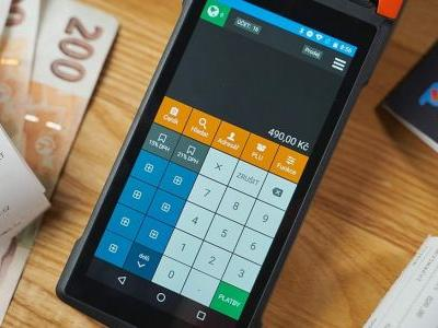 How does a POS system work?