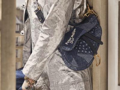 Dior's Aughts-Era 'It' Bag Is Back and It's Bigger Than Ever