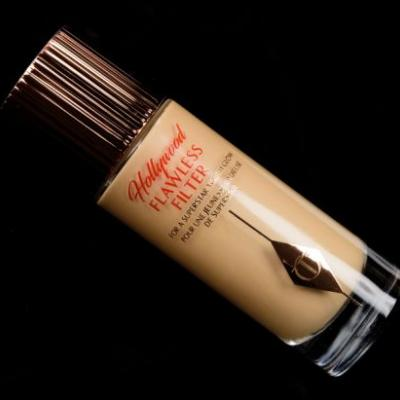 Charlotte Tilbury Medium (4) Hollywood Flawless Filter Review & Swatches