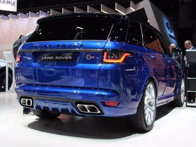 Range Rover Sport SVR Could Be Getting An Even More Hardcore Version