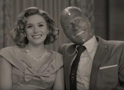 Marvel's WandaVision trailer takes the form of a quirky '50s sitcom