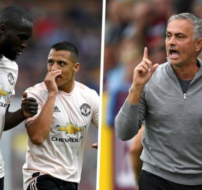 Man Utd & Mourinho emphatically answer critics with Lukaku-led victory over Burnley