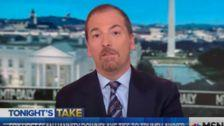 Chuck Todd Slams Fox News For Sean Hannity's Michael Cohen Connection