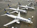 Holidaymakers on Ryanair and Easyjet set for travel chaos