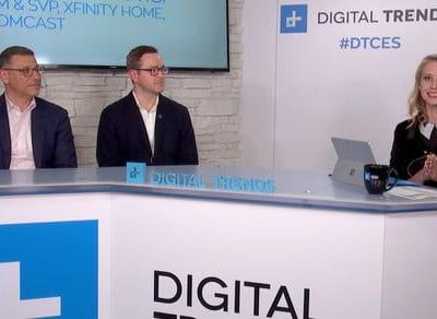 Xfinity talks about its surprising smart home announcements at CES 2018