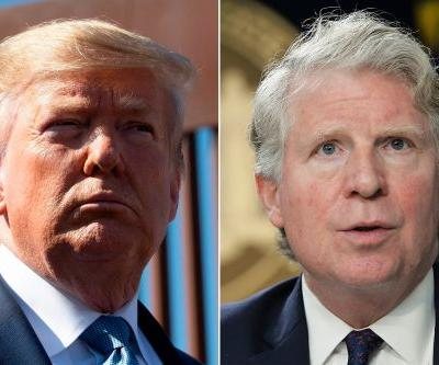 Trump sues to stop Manhattan district attorney from getting his tax returns