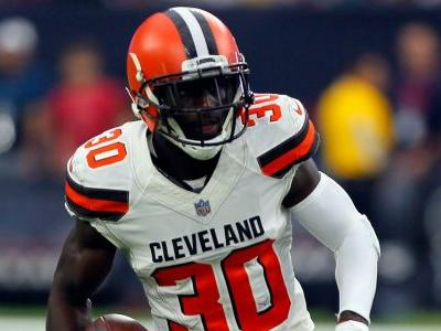 NFL trade news: Patriots acquire CB Jason McCourty from Browns