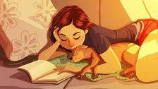 These Heartwarming Illustrations Show That Dogs Make The Best Roommates
