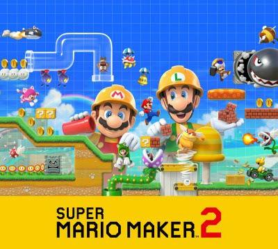 Super Mario Maker 2 and The Legend of Zelda: Link's Awakening Coming in 2019
