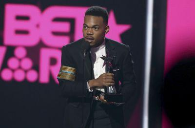 Watch Michelle Obama Honor Chance The Rapper At The BET Awards