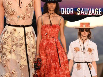 There Was A Major Aughts Throwback In Dior's New Collection