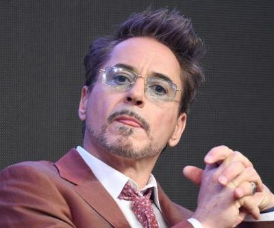 Robert Downey Jr. Wants to Clean the World With Nanotech