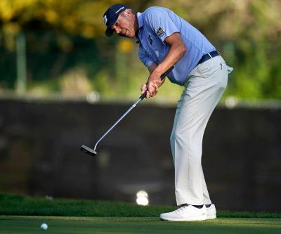 Matt Kuchar keeps Genesis lead as Adam Scott climbs into contention