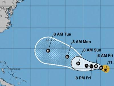 Forecasters watching Hurricane Florence path, warn of 'life-threatening' surf conditions