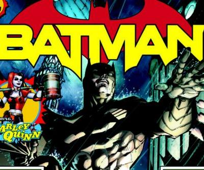 Walmart will begin selling an exclusive monthly DC comic anthology in July