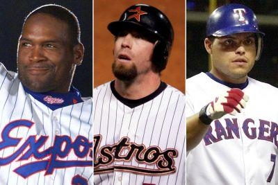 Raines, Bagwell, Rodriguez voted into Hall of Fame