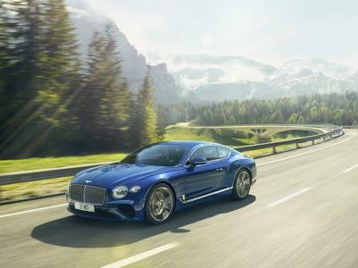 Review: The Bentley Continental GT proves itself to be the ultimate grand tourer