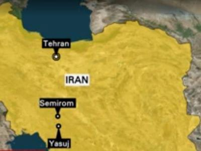 Passenger plane crashes in Iran with 66 aboard, local media report