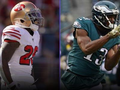 Fantasy Football Stock Watch: Tevin Coleman, Nelson Agholor among buy-low, sell-high candidates for Week 12