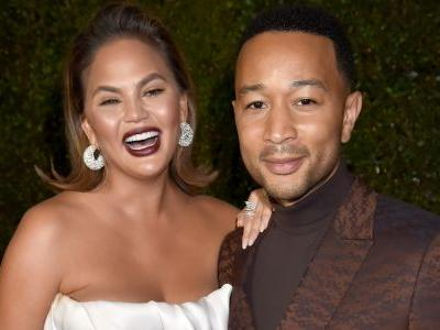Chrissy Teigen and John Legend Enjoyed Lettuce Wraps at Home Instead of Getting to the Oscars on Time