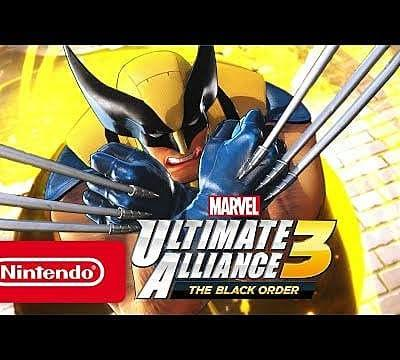 The Game Awards: Marvel Ultimate Alliance 3 Announced As Nintendo Switch Exclusive