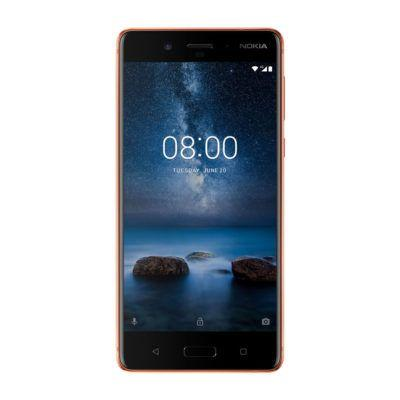 Nokia 8 Boasts OZO Audio, Dual-Sight, Anodized Finish & More