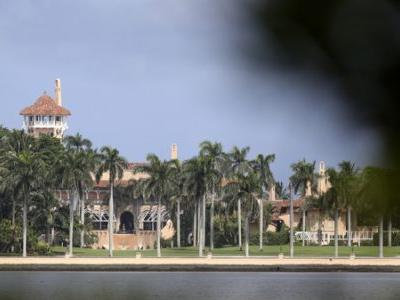 Shots Fired After SUV Storms Past Mar-A-Lago Checkpoints; 2 People In Custody
